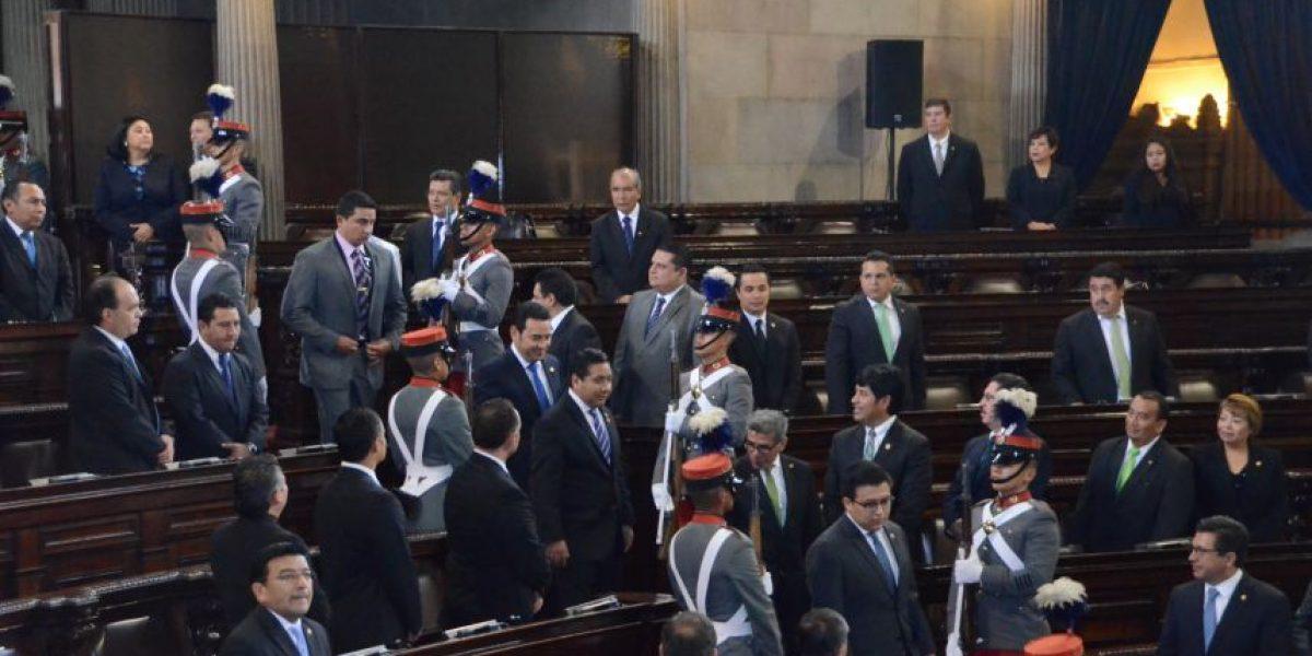 Video. Morales evita saludar a su bancada, ¿evidencia de un distanciamiento mayor?