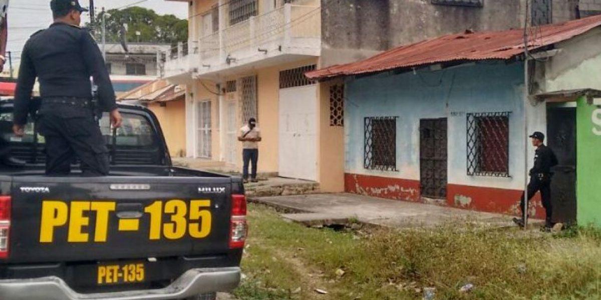 #OperaciónTikal es efectuada en Petén en busca de asaltantes y asesinos