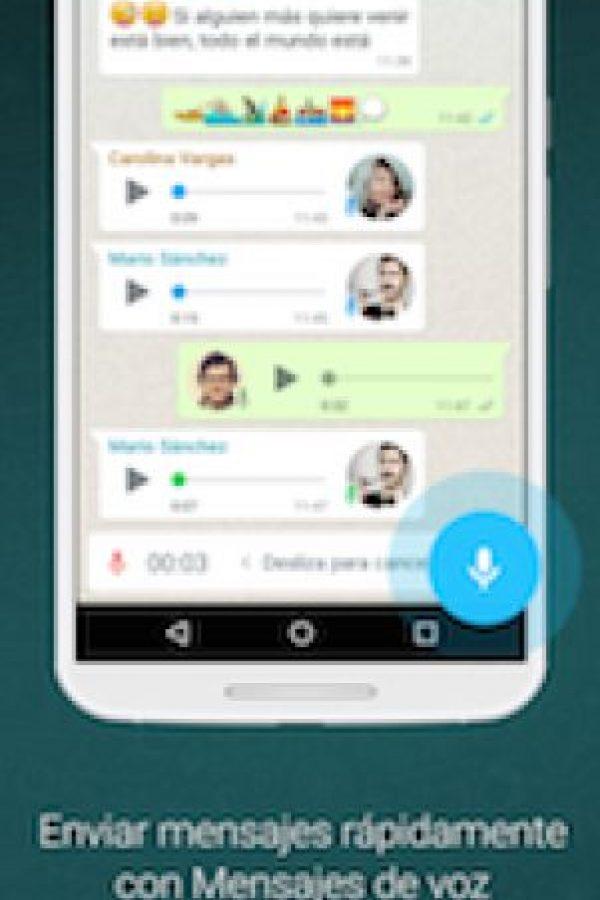 Los mismos que estarán disponibles en cualquier dispositivo con acceso a Internet. Foto:WhatsApp