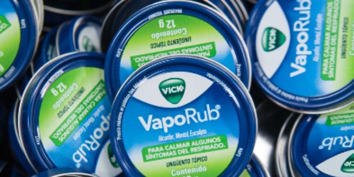 Vick, la marca mundial que ha aliviado los síntomas de la gripe por 120 años