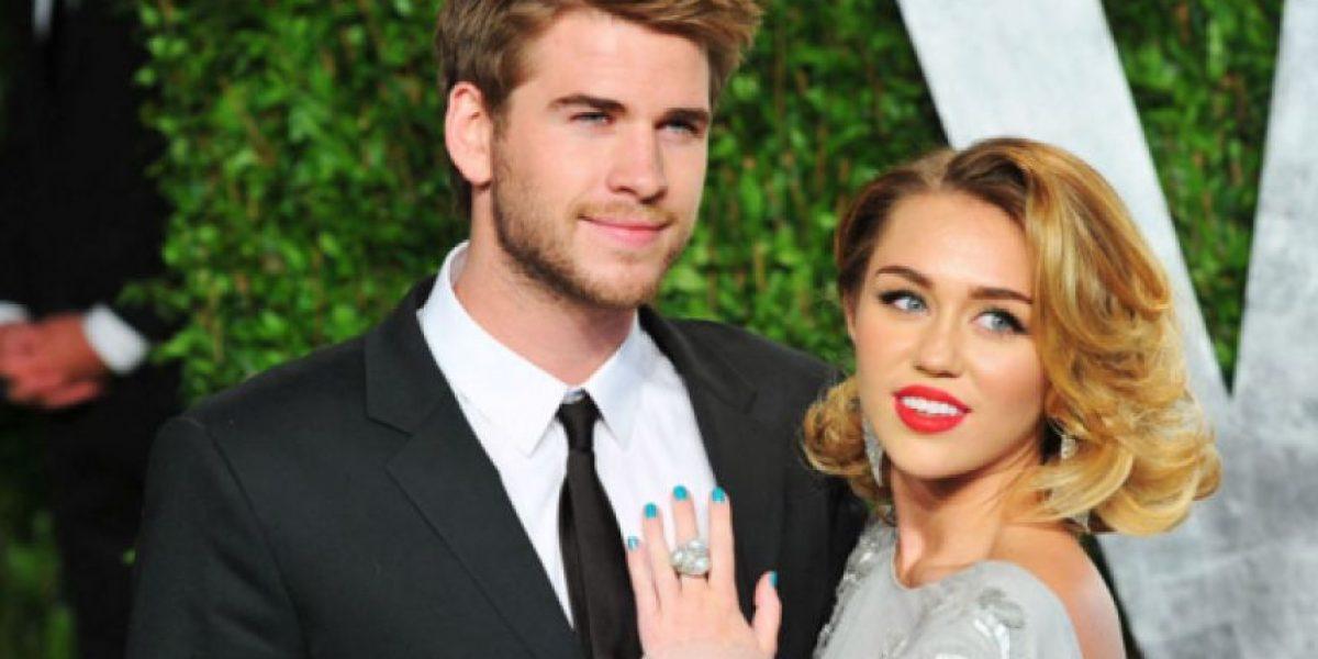 ¿Liam Hemsworth niega estar comprometido con Miley Cyrus?