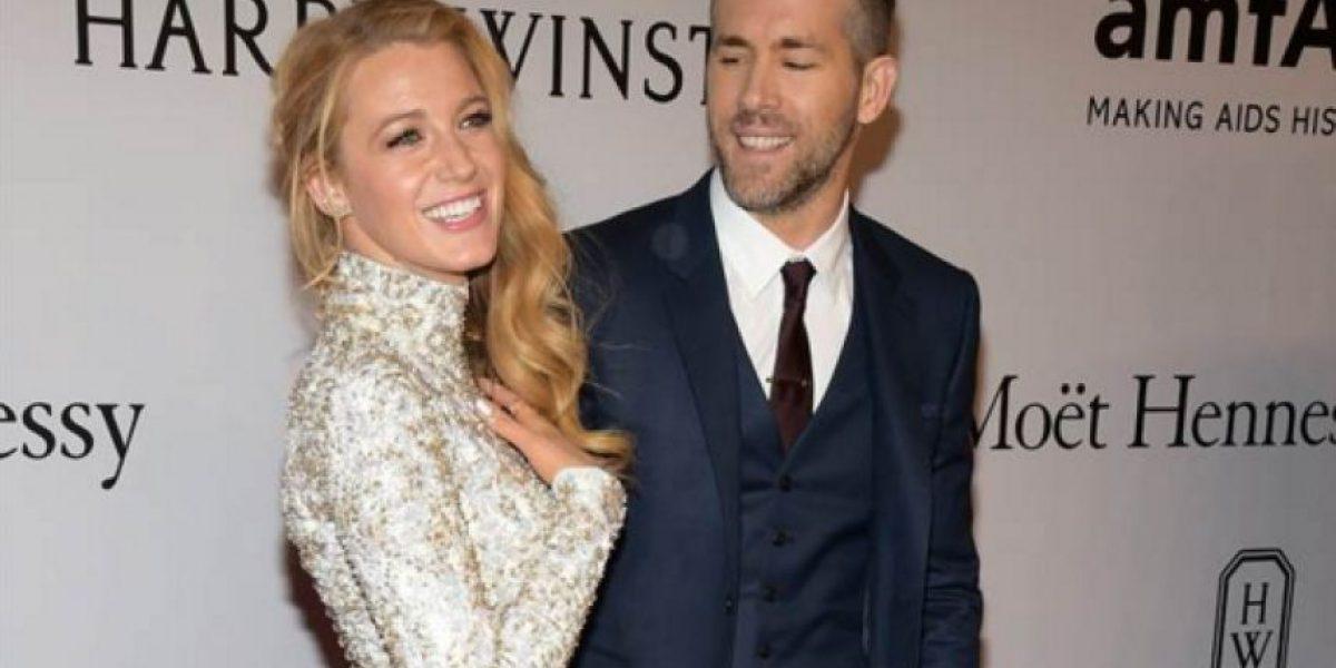 Blake Lively y Ryan Reynolds serán padres por segunda vez
