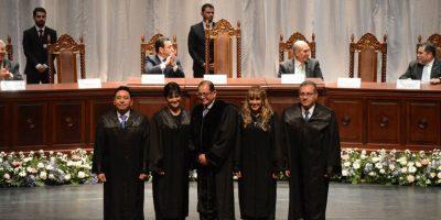 Asumen los magistrados de la Corte de Constitucionalidad 2016-2021