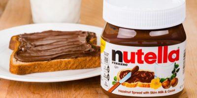 6 datos que no te imaginabas de la Nutella