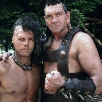 """Spencer Wildingm (a la derecha) será el nuevo """"Darth Vader"""" Foto:vía instagram.com/bigspenwilding"""