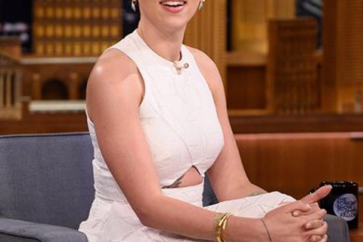 Dreamworks recibió solicitudes para darle el papel a una actriz japonesa. Foto:Getty Images