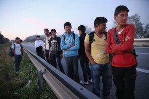 """En 2015 también """"desaparecieron"""" 130 mil personas Foto:Getty Images"""