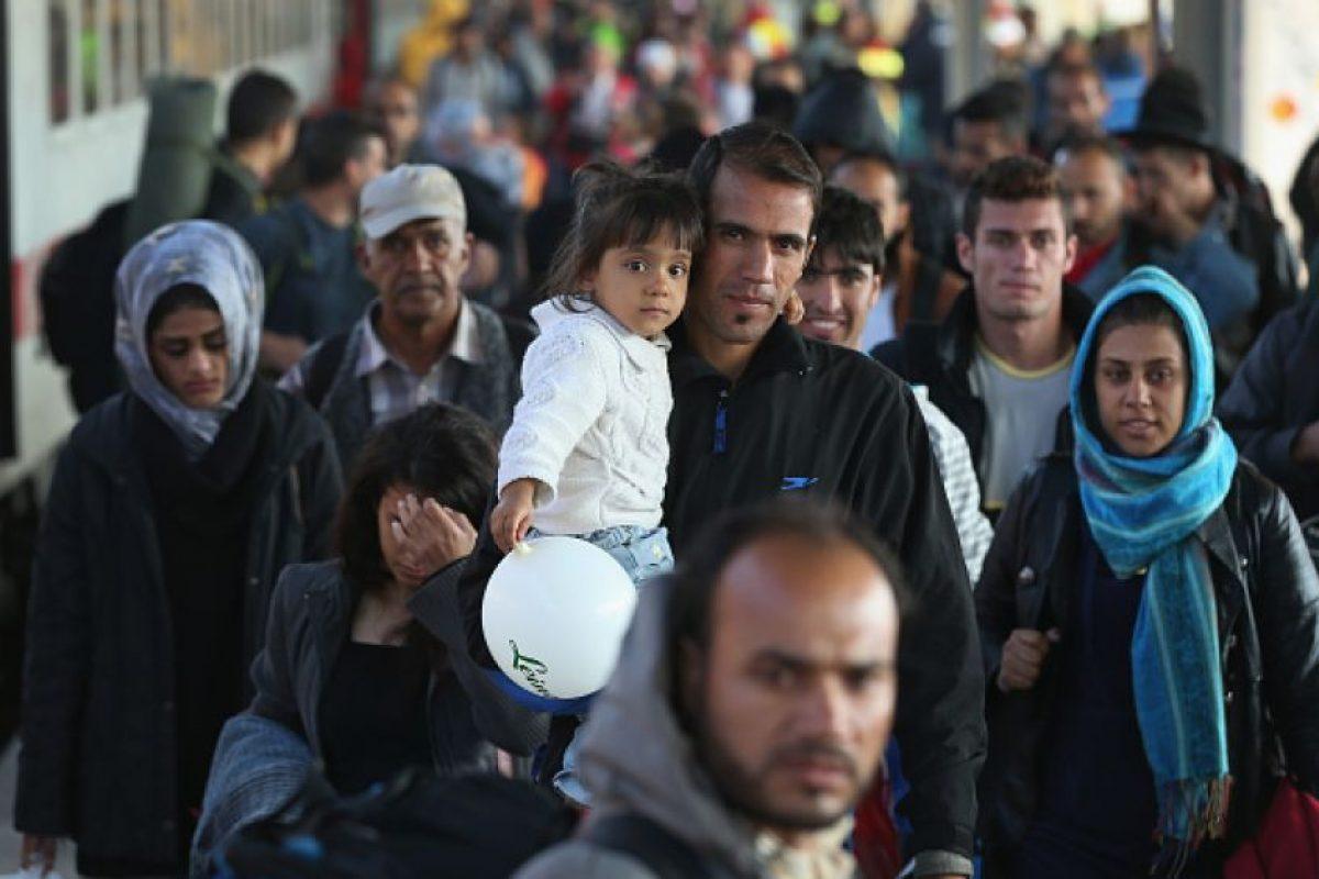 Y al complejo sistema de registro que hay en el país Foto:Getty Images