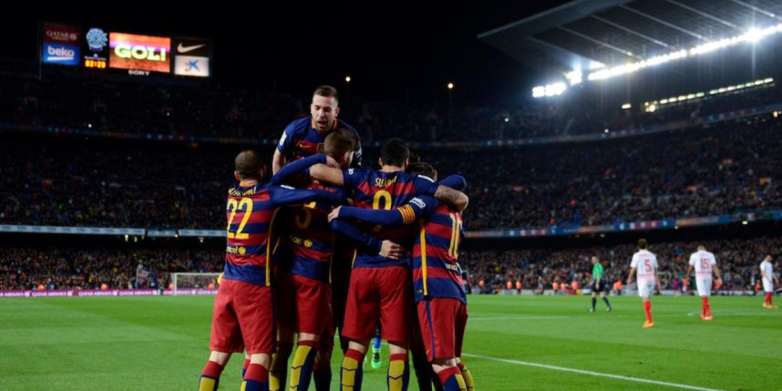 COPA DEL REY: 22 de mayo / Barcelona vs. Sevilla Foto: Getty Images