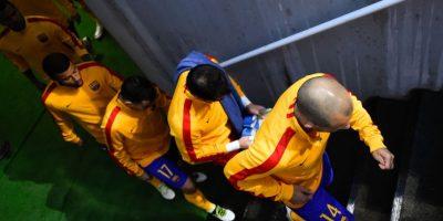 """El equipo catalán aún puede aspirar al """"doblete"""" en Liga y Copa. Foto:Getty Images"""