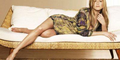 La dieta de Jennifer Aniston para mantener su escultural figura