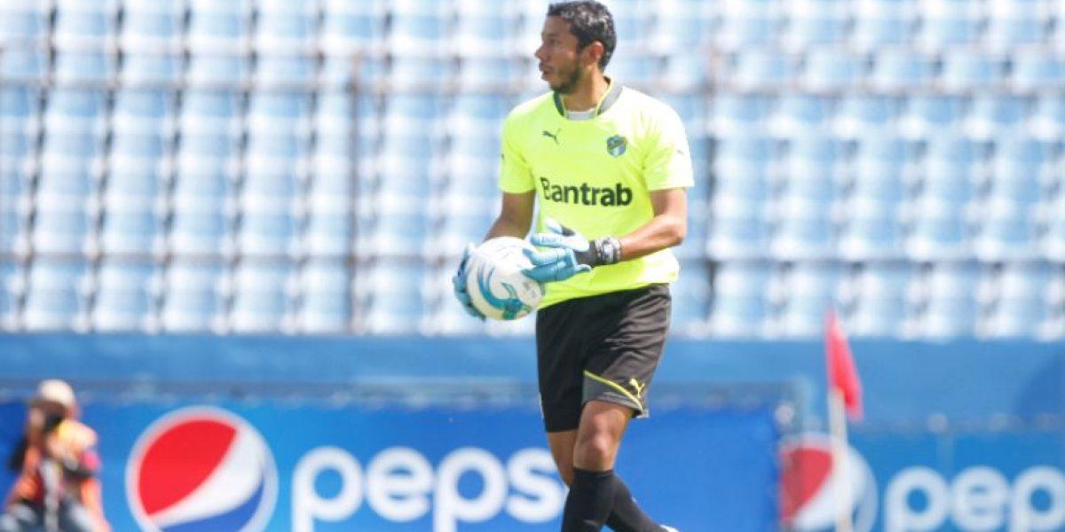 Juan José Paredes será el portero de Comunicaciones en el clásico 292 ante Municipal