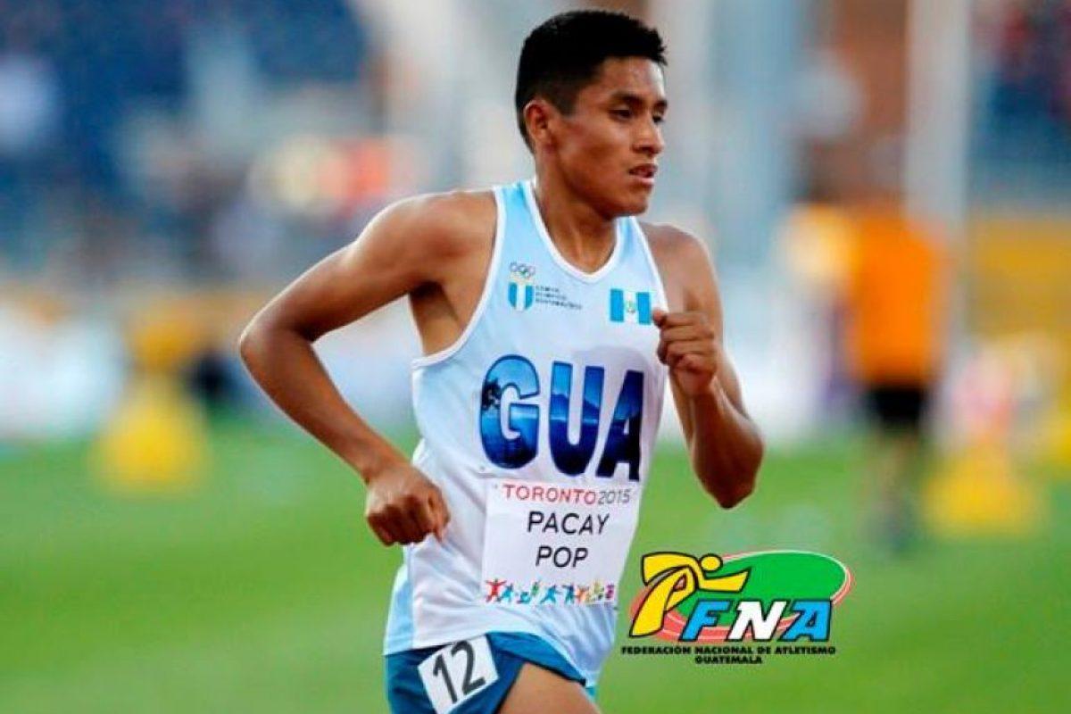 Foto:Federación Nacional de Atletismo de Guatemala