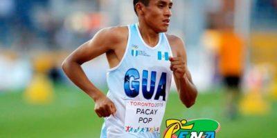 Mario Pacay consigue en EE. UU. clasificación al Campeonato Mundial de Atletismo en Polonia