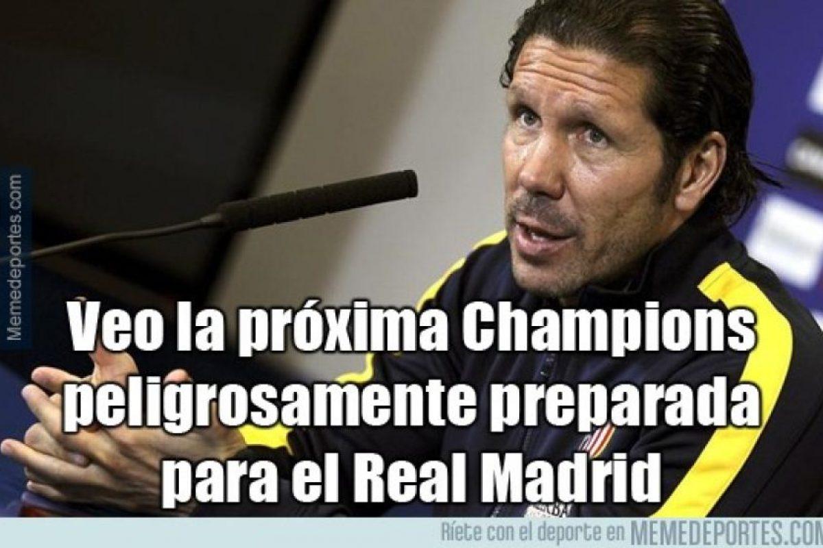 """Que vuelve a ser señalado por tener """"rivales fáciles"""". Foto:memedeportes.com"""