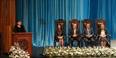 Quedó instalada la nueva Corte de Constitucionalidad