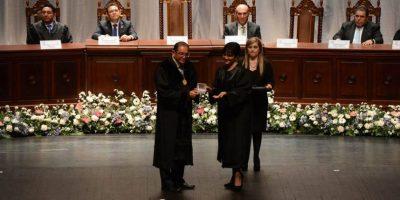 """Neftaly Aldana, nuevo presidente de la CC: """"Tomo el cargo con entereza y valentía"""""""