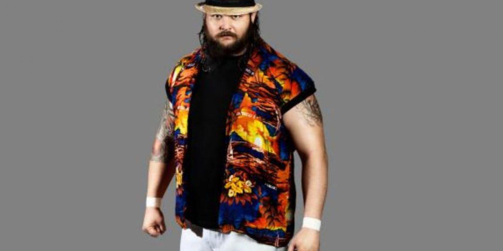 """Es el líder de la """"Familia Wyatt"""" Foto:WWE"""
