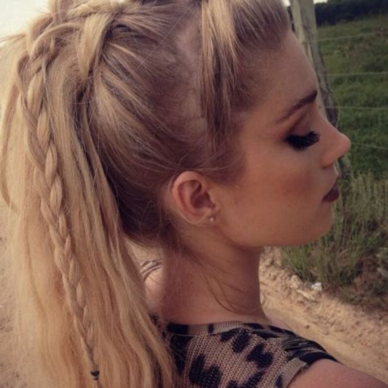Trabaja para la agencia Talent's Model. Foto:Vía instagram.com/analu_silveira