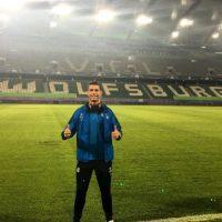 """Y con un triplete fue el líder de la remontada """"merengue"""" ante el Wolfsburgo. Foto:Vía instagram.com/Cristiano"""