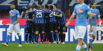 El Inter gana 2-0 al Nápoles con un gol y una asistencia de Icardi