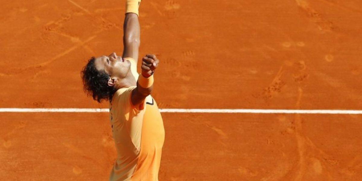 Rafael Nadal vuelve a la final de Montecarlo tres años después