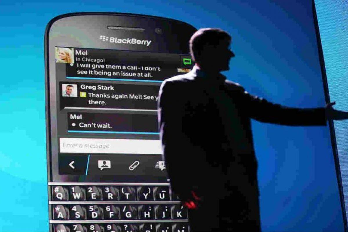 Hasta que llegó el iPhone a desbancarlo. Foto:Getty Images