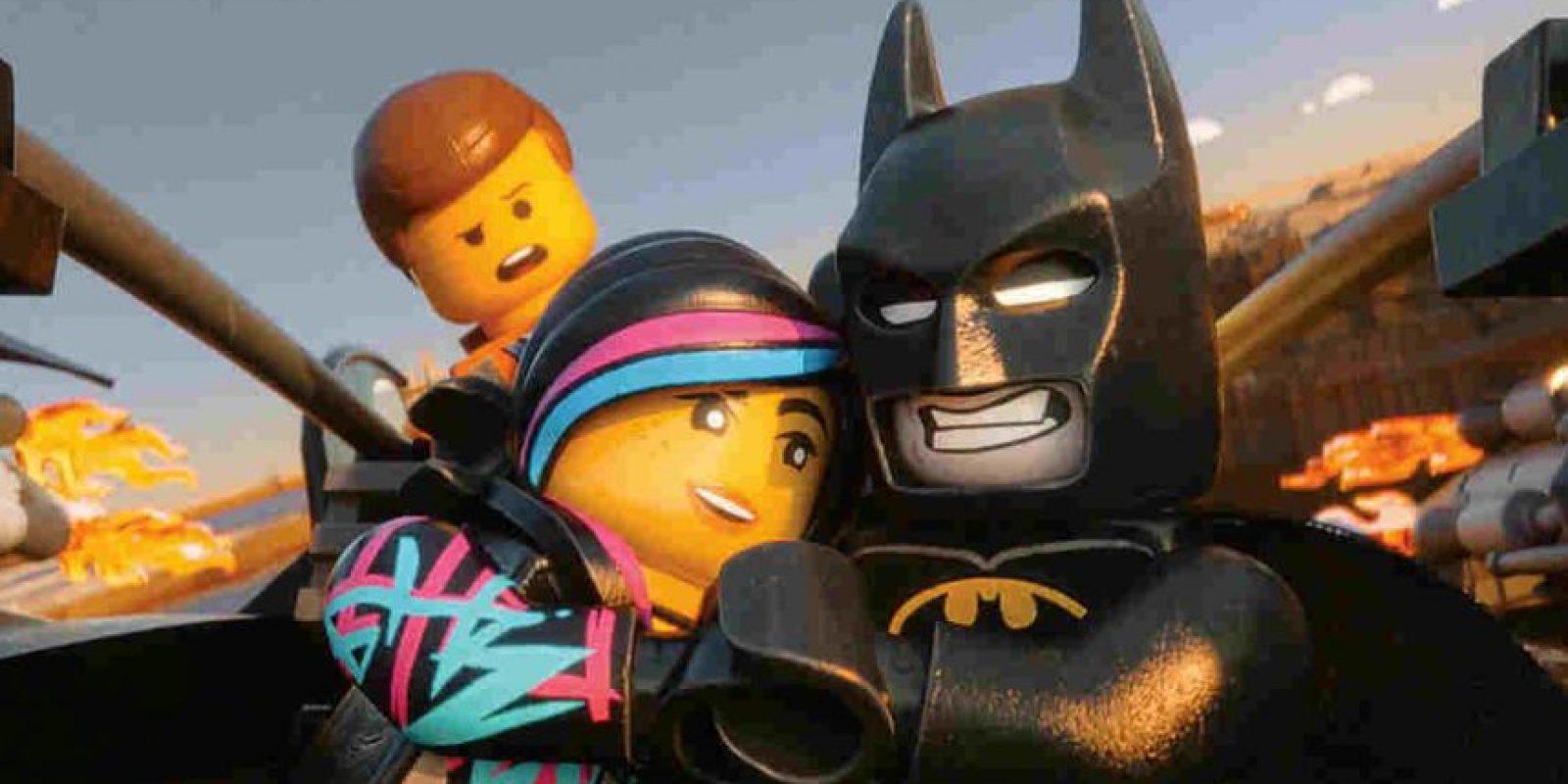 Película de Batman-Lego, aún sin título. Febrero 20, 2017. Foto:Lego/DC