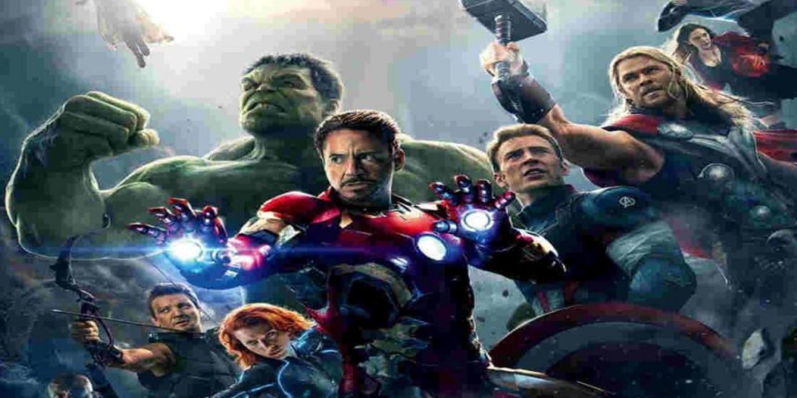 """Avengers: Infinity War Part 1"". Mayo 4, 2018. Foto:Marvel"