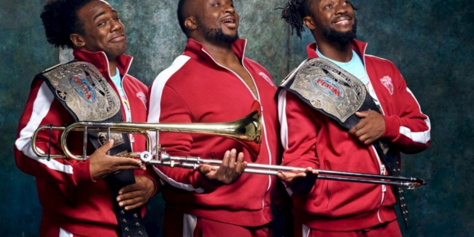 The New Day Foto: WWE