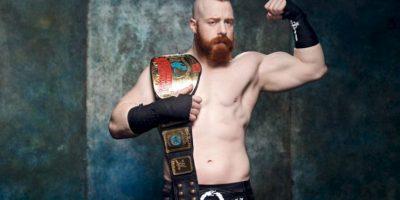 Campeonato Europeo: Sheamus Foto:WWE