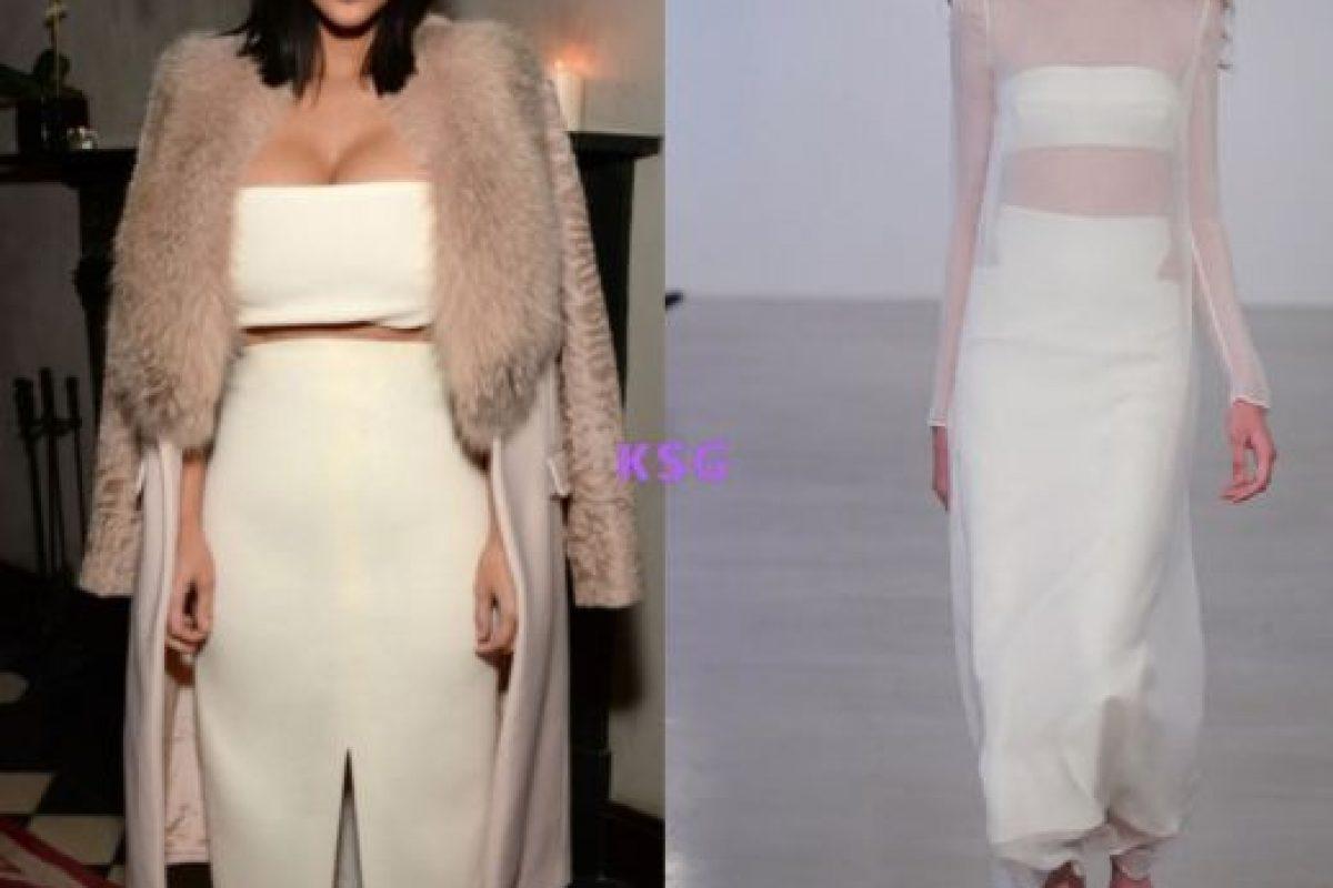 Givenchy. Foto:vía Kim Style Guide