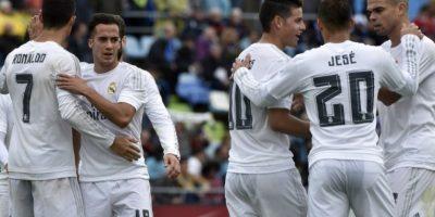 Real Madrid golea 5-1 al Getafe y mete más presión al Barcelona