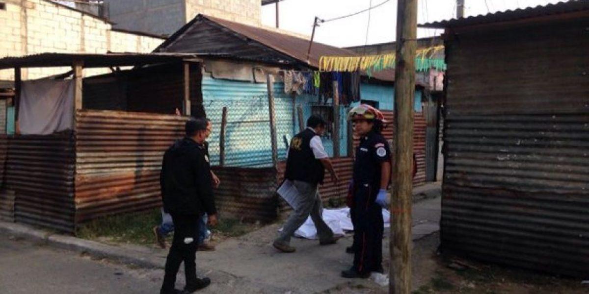 Investigan crimen a pedradas de adolescente en la zona 6