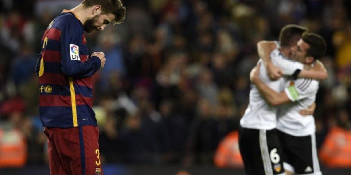 Resultado del partido Barcelona vs Valencia, Liga Española 2015-2016
