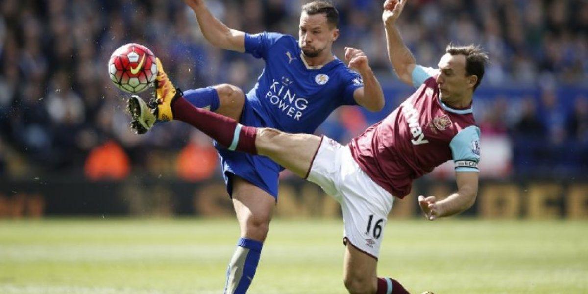 Resultado del partido Leicester City vs West Ham, por la Premier League 2015-2016