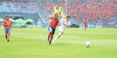 Resultado del partido Rojos de Municipal vs Cremas de Comunicaciones, Torneo Clausura 2016