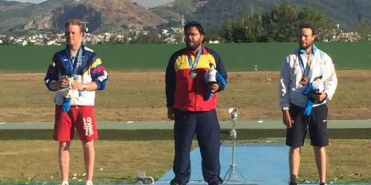 Jean Pierre Brol ganó la medalla de bronce en la Copa del Mundo de Rio