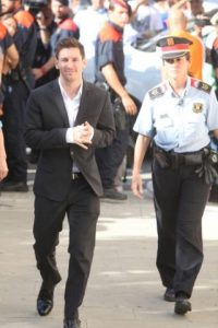 Leo irá a juicio acusado de fraude fiscal contra la Hacienda de España, y además, fue implicado en el escándalo de Panamá Papers. Foto:Getty Images