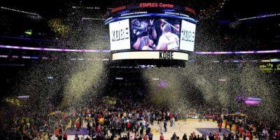 Durante su carrera ganó 5 títulos de la NBA. Foto:Getty Images