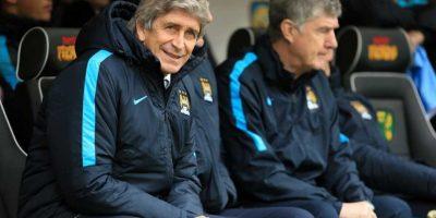 """Y además, clasificó a los """"Citizens"""" por primera vez a semifinales de la Champions League. Foto:Getty Images"""
