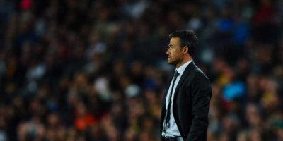 3. Cambio táctico de Luis Enrique Foto: Getty Images