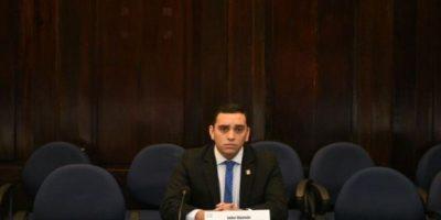 Bancada FCN-Nación no expulsará a Juan Giordano de su bloque