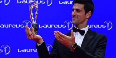 Novak Djokovic y Serena Williams, ganadores del premio Laureus 2016
