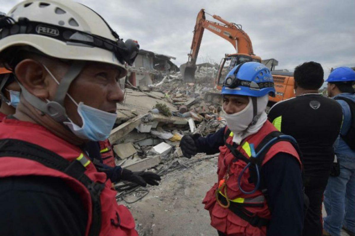 El número de víctimas puede aumentar. Foto:AFP