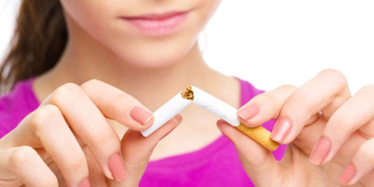 El tabaco produce efectos nocivos en la piel