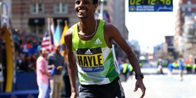 Ganadores del Maratón de Boston 2016