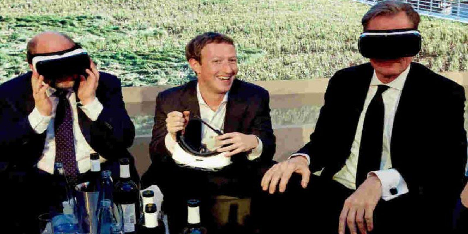 Zuckerberg es judío. Foto:Getty Images