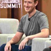 """A Zuckerberg se le conoce como """"El nuevo príncipe de Internet"""". Foto:Getty Images"""