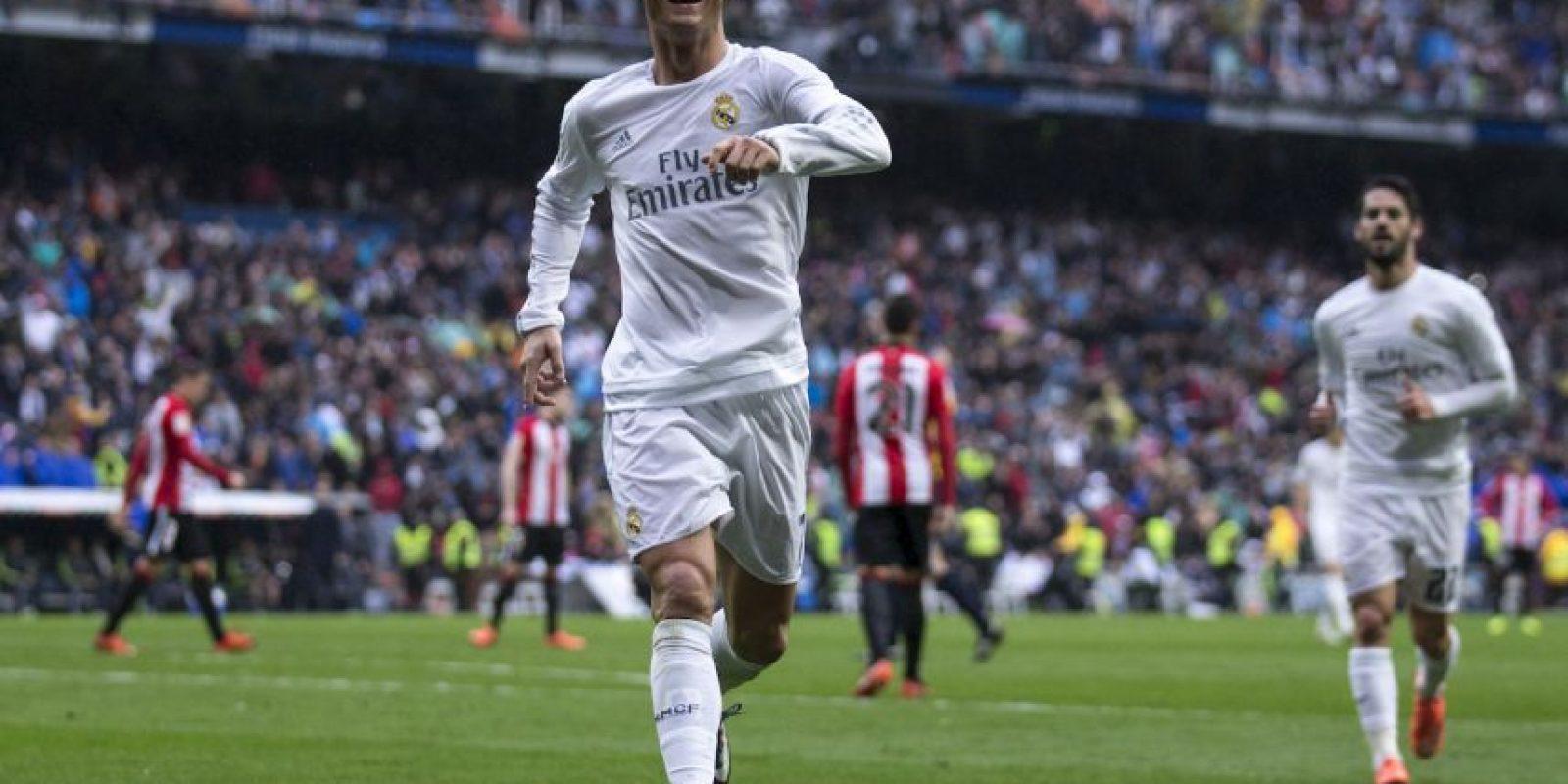 2. Cristiano Ronaldo / 110 millones de euros Foto:Getty Images